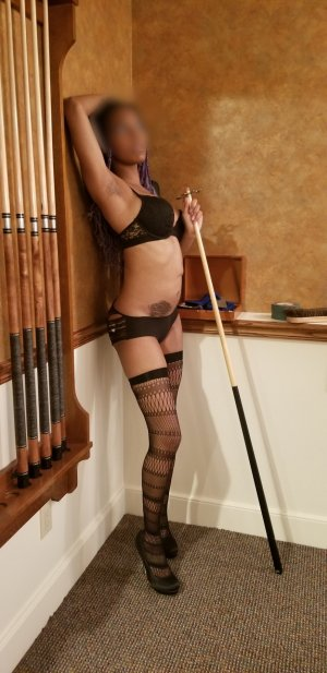 Stellina slave casual sex in Broomfield, CO